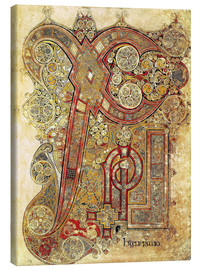 Canvas print  Book of Kells
