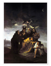 Premium poster The Spell, The Witches