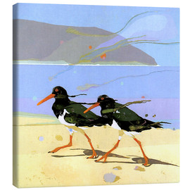 Canvas print  Shorebirds 2