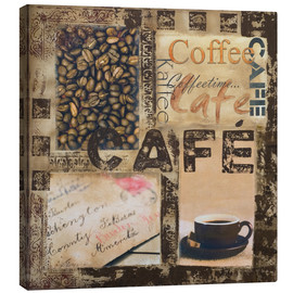 Canvas  Cafe - Andrea Haase