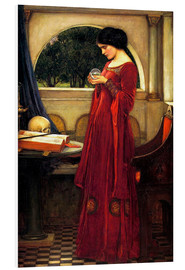 Forex  The crystal ball - John William Waterhouse
