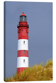 Canvas  red Lighthouse - Sarnade