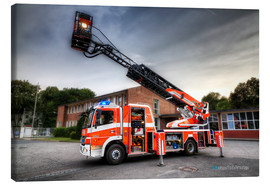 Canvas print  Fire truck - Markus Will