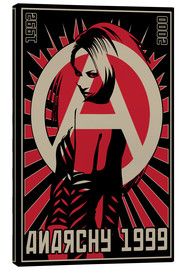 Canvas print  Anarchy - dolceQ