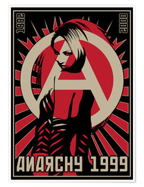 Premium poster  Anarchy - dolceQ