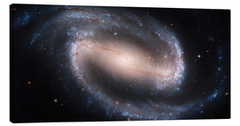 Canvas print  Barred Spiral Galaxy NGC 1300 - Stocktrek Images