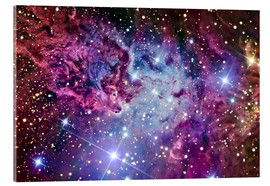 Acrylic print  The Fox Fur Nebula - R Jay GaBany