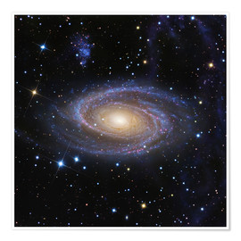 Premium poster Bode's Galaxy