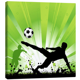 Canvas  Football Players - TAlex