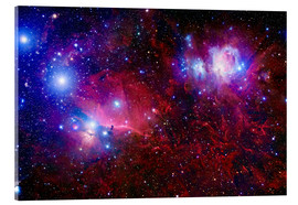 Acrylic print  The Belt Stars of Orion - Robert Gendler