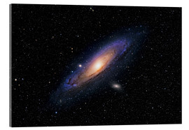 Acrylic glass  The Andromeda Galaxy - Roth Ritter