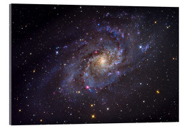 Acrylic glass  The Triangulum Galaxy - Roth Ritter