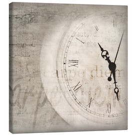Canvas print  Carpe diem - Christin Lamade