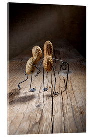 Acrylic print  Simple Things - Together - Nailia Schwarz