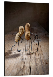 Aluminium print  Simple Things - Together - Nailia Schwarz