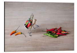 Aluminium print  Simple Things - Harvest - Nailia Schwarz