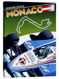Canvas print  Monaco - Gavin Macloud