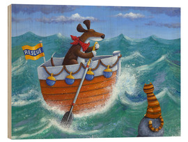 Wood  To the Rescue - Peter Adderley