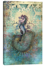 Canvas print  The Seahouse Diary - Aimee Stewart
