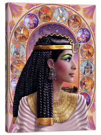 Canvas print  Cleopatra - Andrew Farley