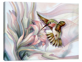 Canvas print  Spread your wings - Jody Bergsma