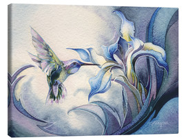 Canvas  Look for the magic - Jody Bergsma