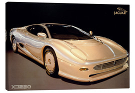 George Marshall - Jaguar XJ220