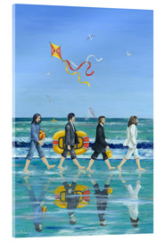 Acrylic print  Abbey Road Beach - Peter Adderley