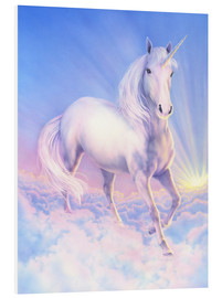 Foam board print  Dream unicorn - Andrew Farley
