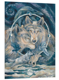 Foam board print  In spirit - Jody Bergsma