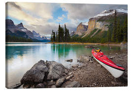 Canvas print  Jasper National Park - Gary Luhm