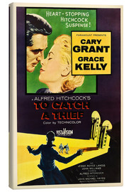 TO CATCH A THIEF, Alfred Hitchcock, Cary Grant, Grace Kelly