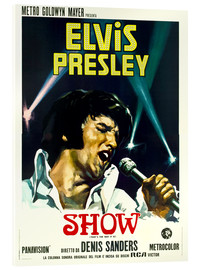 Acrylic print  Elvis: That's the way it is