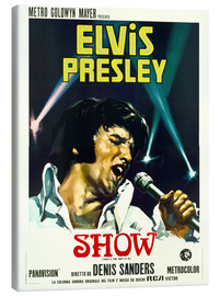 Canvas print  Elvis: That's the way it is