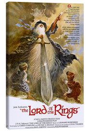 Canvas print  The Lord of the Rings