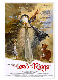 Premium poster  The Lord of the Rings