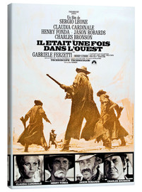 Canvas print  Once Upon a Time in the West