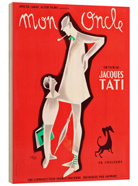 Wood  My Uncle, Jacques Tati (French)