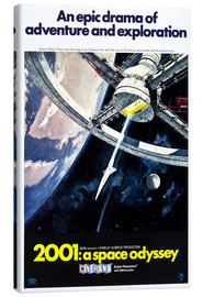 Canvas  2001: A SPACE ODYSSEY