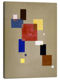 Canvas  13 Rectangles - Wassily Kandinsky