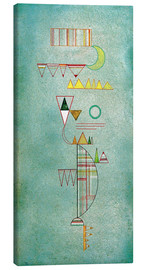 Canvas print  sweetish - Wassily Kandinsky