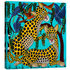 Canvas print  For two in the bush - Omary