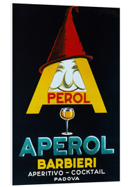 Foam board print  Aperol Barbieri - Advertising Collection
