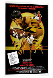 Acrylic print  Game of Death - Entertainment Collection