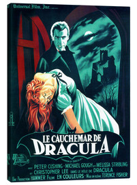 Canvas print  Dracula - Entertainment Collection