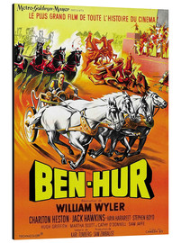 Aluminium print  Ben-Hur - Entertainment Collection