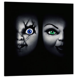 Aluminium print  Bride of Chucky - Entertainment Collection