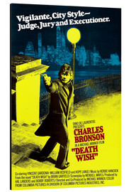 Aluminium print  Death Wish - Entertainment Collection