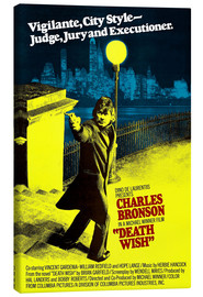 Canvas print  Death Wish - Entertainment Collection