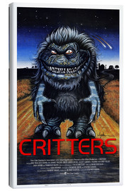 Canvas print  Critters - Entertainment Collection